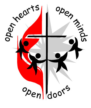 Open door open Haert methodist logo1
