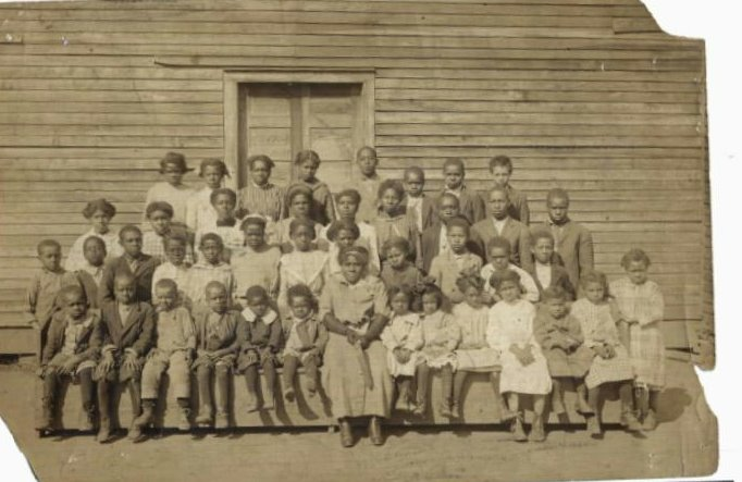 Burks Chapel School -year 1911